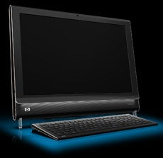 HP's TouchSmart PC