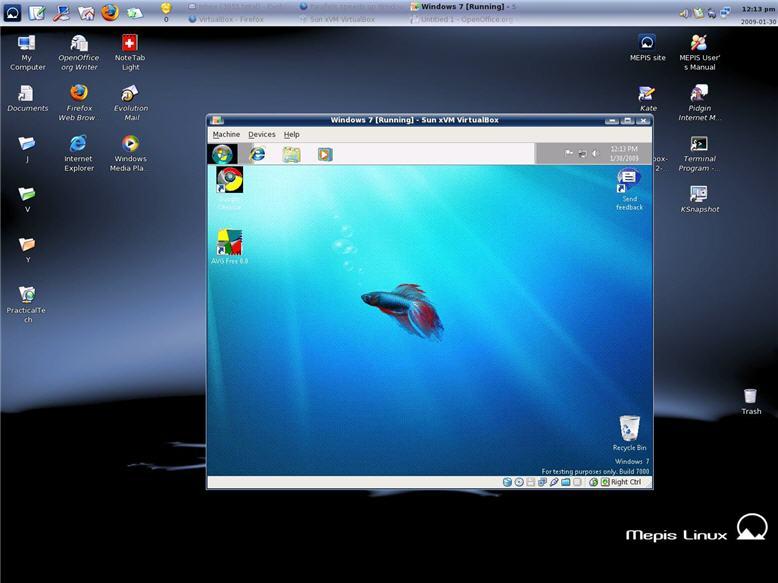 Виртуалка Для Windows 7 - фото 4