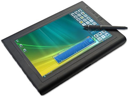 Motion Computing's J9400 rugged tablet PC
