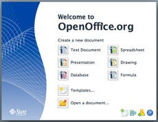 OpenOffice for the Mac
