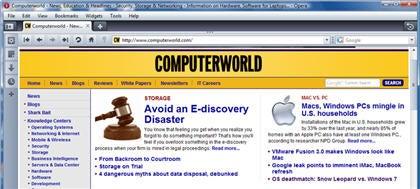Firefox 3.5 for Mac