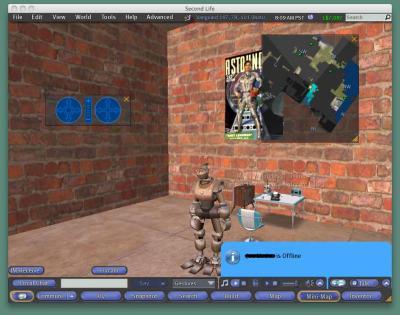 Second Life seeks mainstream adoption   Computerworld