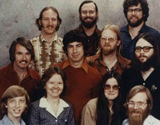 Microsoft's 11 original employees