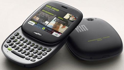 Kin One phone