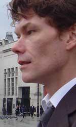Gary McKinnon (http://en.wikipedia.org/wiki/User:Wilsha)