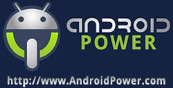 Android Power Logo