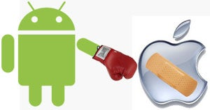 Apple Android Mobile Market Share