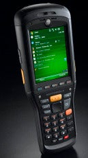 The Motorola MC9500 handheld