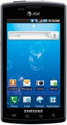 AT&T Android Phones: Samsung Captivate