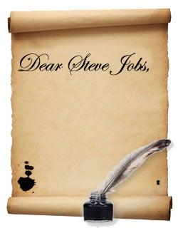 Dear Steve Jobs: You're Wrong. Again.