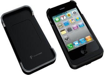 Powermat slims down wireless charging for iPhone 4 ...