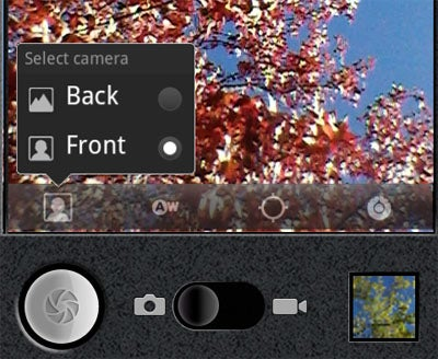 Android Gingerbread: Camera