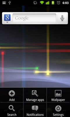 Android Gingerbread: UI