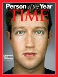 Mark Zuckerberg Time Magazine cover