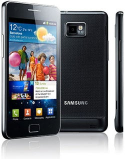 Samsung Galaxy S II vs. Original Galaxy S