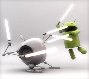 iPad 2 vs. Android