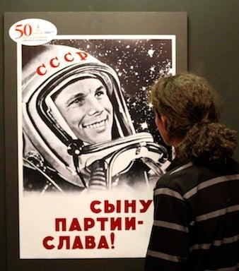 Gagarin anniversary