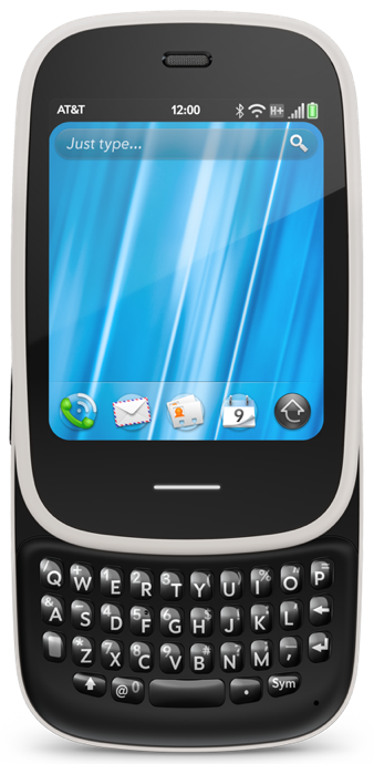 Veer smartphone from Hewlett-Packard