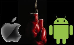 Apple iPhone 4S vs. Android
