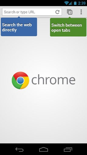 Chrome for Android (1)
