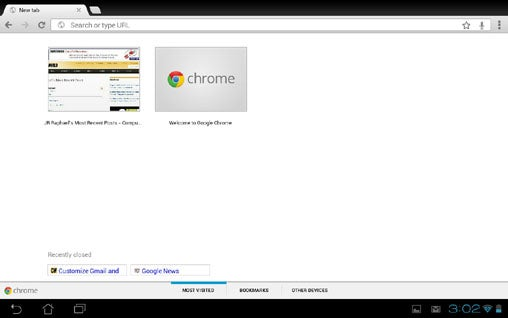Chrome for Android (2)