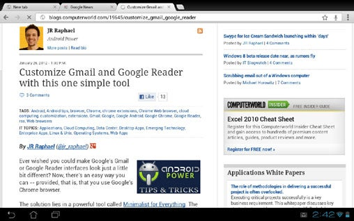 Chrome for Android (5)