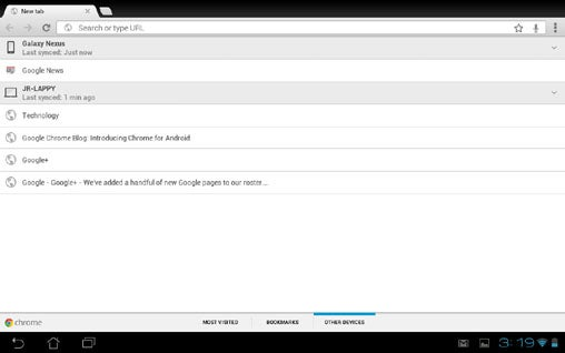 Chrome for Android (8)