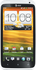 HTC's One X smartphone