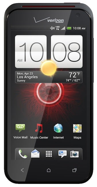 Droid Incredible 4G LTE smartphone
