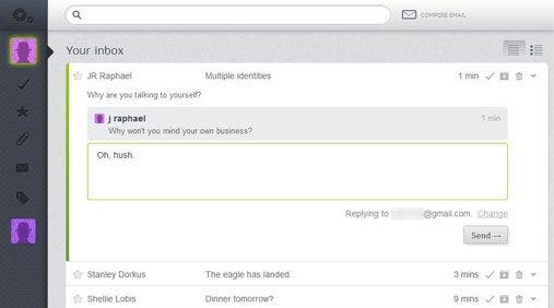Fluent for Gmail