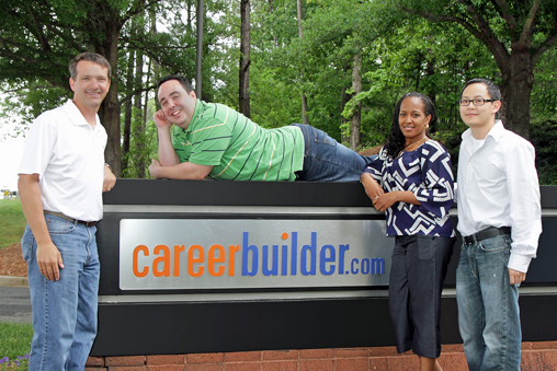 IT employees at CareerBuilder