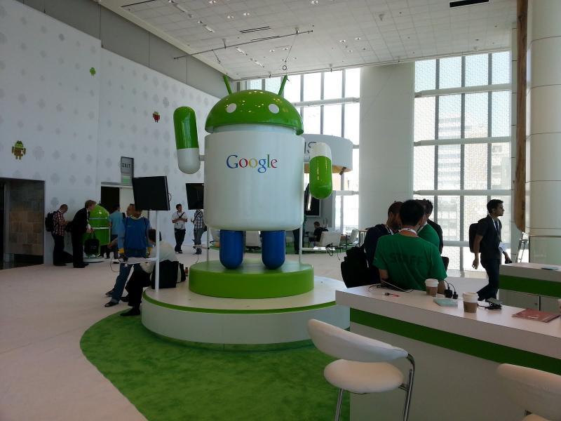 Google I/O Android Robot