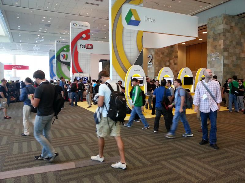 Google I/O photo gallery: A taste of geek paradise ...