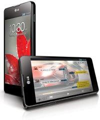 LG Optimus G U.S. Release