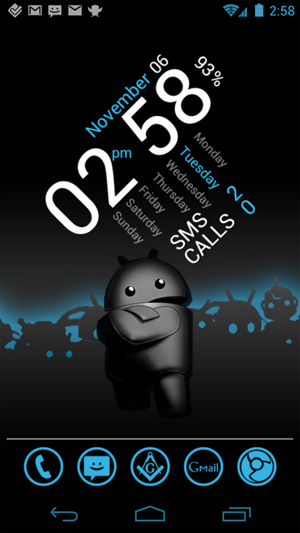 Android Home Screen #19
