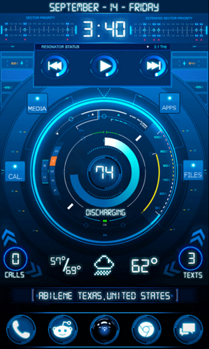 halo live wallpaper apk