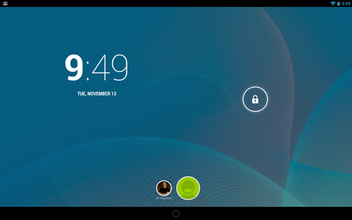 Android 4.2 Multiuser Support (3)