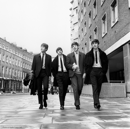 Apple expands iTunes, now Beatles for sale in Russia