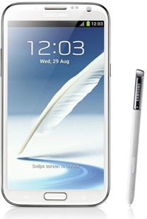 Top Android Phones: Galaxy Note II