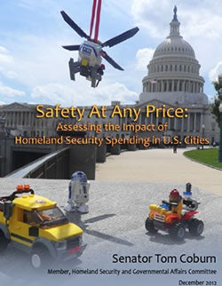 Saftey at any price -- DHS grants for surveillance