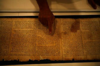 Dead Sea Scrolls Digital Project