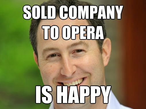Opera buys Skyfire
