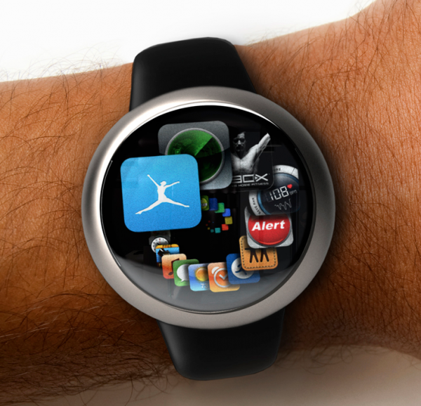 This is the Apple iWatch