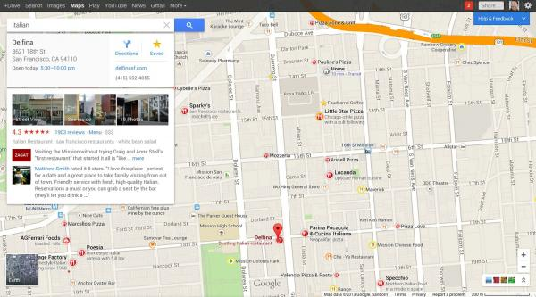 Google I/O 2013: Maps