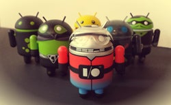 Google Android Upgrade Battle