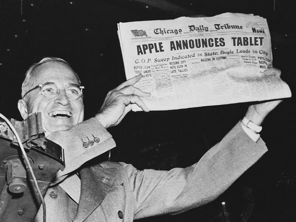 Apple iPad ships september