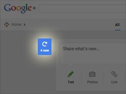 Google Plus Auto Refresh