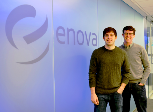 IT staffers at Enova International