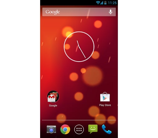 Google Live Wallpaper: New 'Google Play Edition' Phones Show Off Subtle Changes