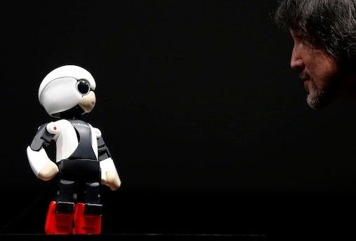 Robot Kirobo